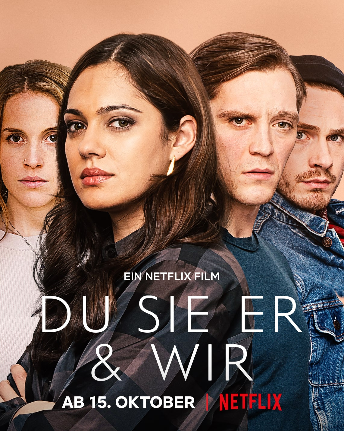 [好雷] 換愛四人行 Du Sie Er & Wir (Netflix 德國片)