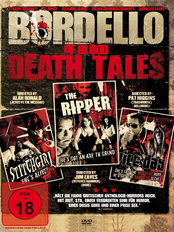 Bordello of Blood - Death Tales - Film 2009 - FILMSTARTS.de