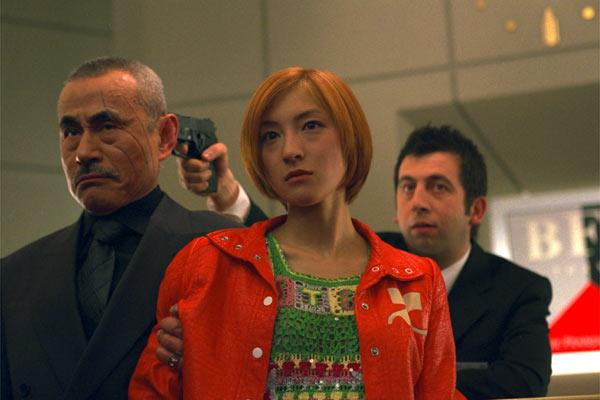 Wasabi - Ein Bulle in Japan : Bild Michel Muller, Ryoko Hirosue