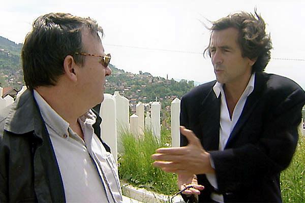 Bild Bernard-Henri Lévy, Goran Markovic