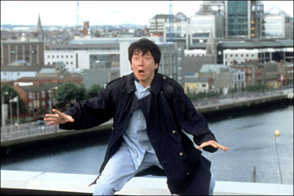 Das Medaillon: Jackie Chan