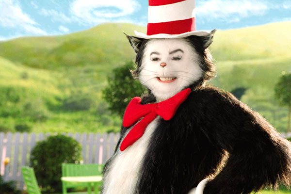 Ein Kater macht Theater: Mike Myers