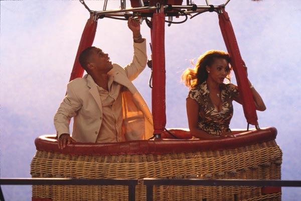 Boat Trip: Vivica A. Fox, Cuba Gooding Jr.