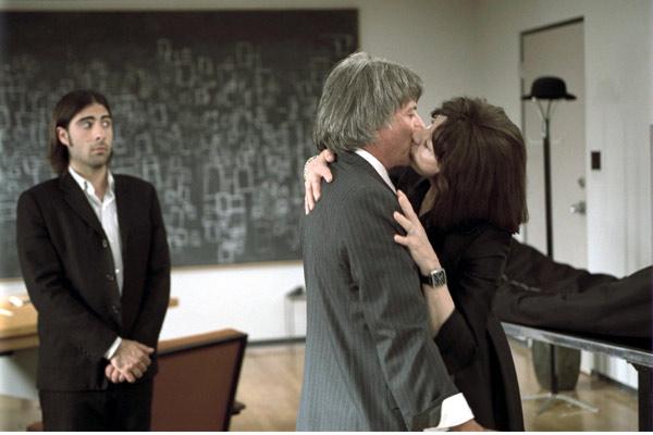 I Heart Huckabees : Bild Dustin Hoffman, Jason Schwartzman, Lily Tomlin