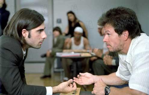 I Heart Huckabees : Bild Jason Schwartzman, Mark Wahlberg
