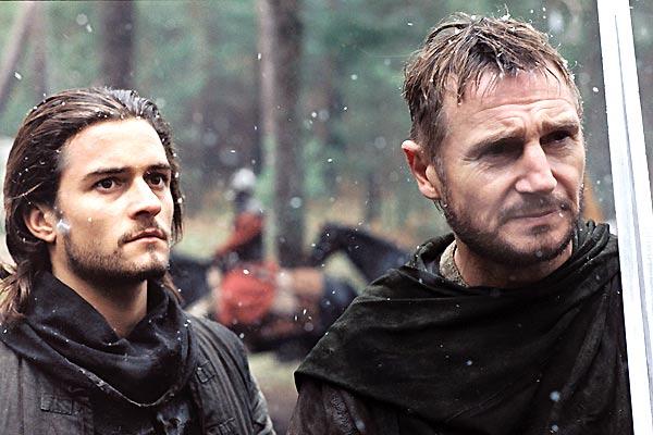 Königreich der Himmel : Bild Liam Neeson, Orlando Bloom