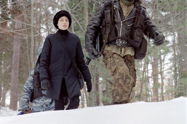 Jenseits aller Grenzen: Angelina Jolie