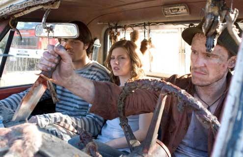 House of Wax : Bild Brian Van Holt, Elisha Cuthbert, Jared Padalecki