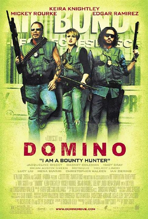 Domino - Live Fast, Die Young: Keira Knightley