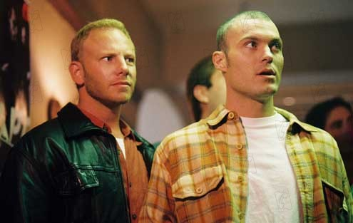 Domino - Live Fast, Die Young: Brian Austin Green, Ian Ziering