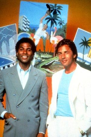 Miami Vice : Bild Don Johnson, Philip Michael Thomas
