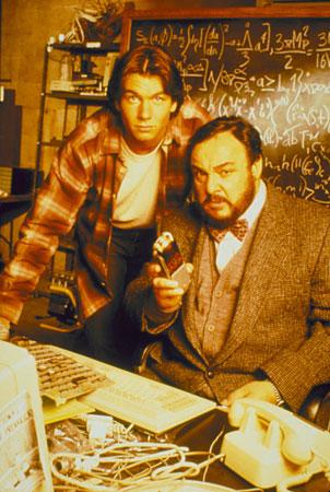 Sliders - Das Tor in eine fremde Dimension : Bild Jerry O'Connell, John Rhys-Davies