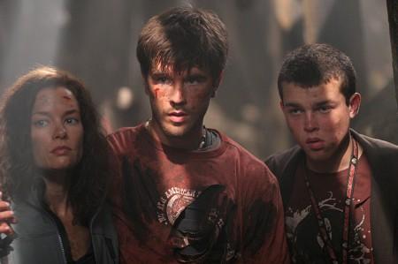Supernatural : Bild Alden Ehrenreich, Gina Holden, Graham Wardle