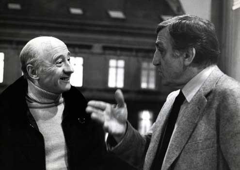 Das Verhör: Lino Ventura, Claude Miller, Michel Audiard