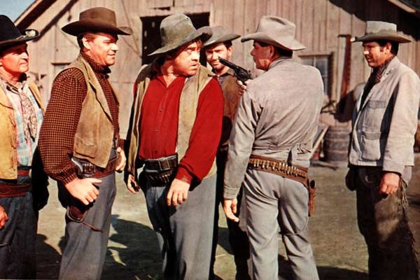 In Colorado ist der Teufel los: Glenn Ford, George Marshall