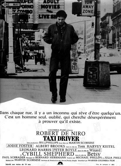 Taxi Driver: Robert De Niro