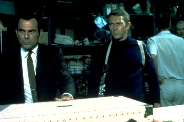 Bullitt : Bild Don Gordon, Peter Yates, Steve McQueen