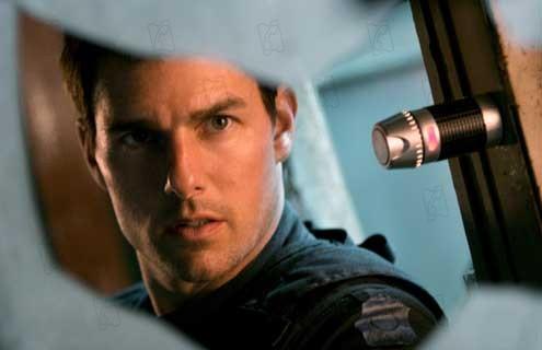 Mission: Impossible III: Ving Rhames, Bahar Soomekh, Laurence Fishburne, Tom Cruise, Philip Seymour Hoffman, Keri Russell