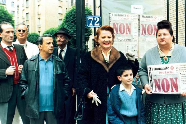 Not Everybody's Lucky Enough to Have Communist Parents: Josiane Balasko, Jean-Jacques Zilbermann, Maurice Bénichou, Jeremy Davis, Jean-François Derec