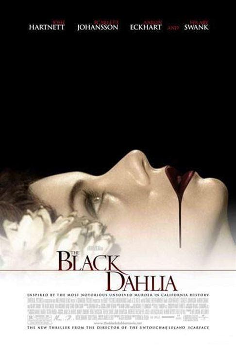 The Black Dahlia : Kinoposter Mia Kirshner
