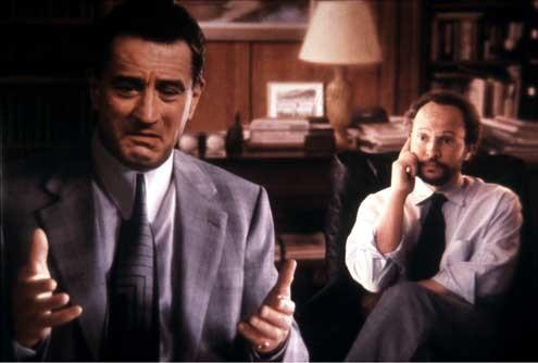 Reine Nervensache: Billy Crystal, Robert De Niro