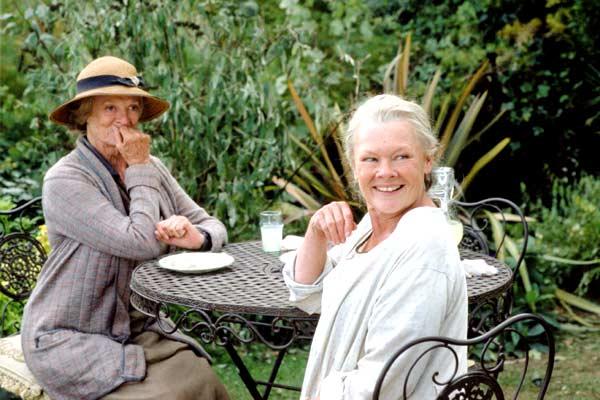Der Duft von Lavendel : Bild Charles Dance, Judi Dench, Maggie Smith