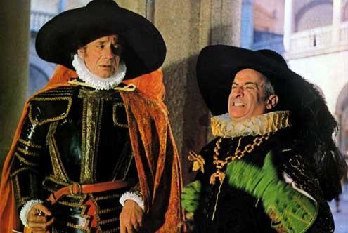 Die dummen Streiche der Reichen: Gérard Oury, Louis de Funès, Yves Montand