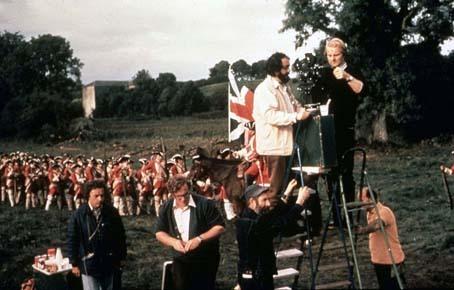 Barry Lyndon : Bild Stanley Kubrick