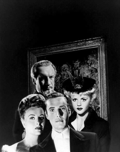 Das Bildnis des Dorian Gray : Bild Albert Lewin, Angela Lansbury, Donna Reed, George Sanders, Hurd Hatfield