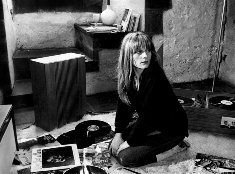 Wenn Katelbach kommt... : Bild Françoise Dorléac