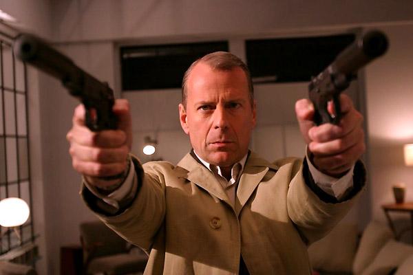 Lucky # Slevin: Bruce Willis