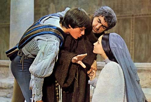 Romeo & Julia : Bild Franco Zeffirelli, Leonard Whiting, Milo O'Shea, Olivia Hussey