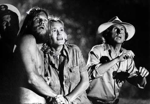 King Kong : Bild Jeff Bridges, Jessica Lange, John Guillermin, Rene Auberjonois