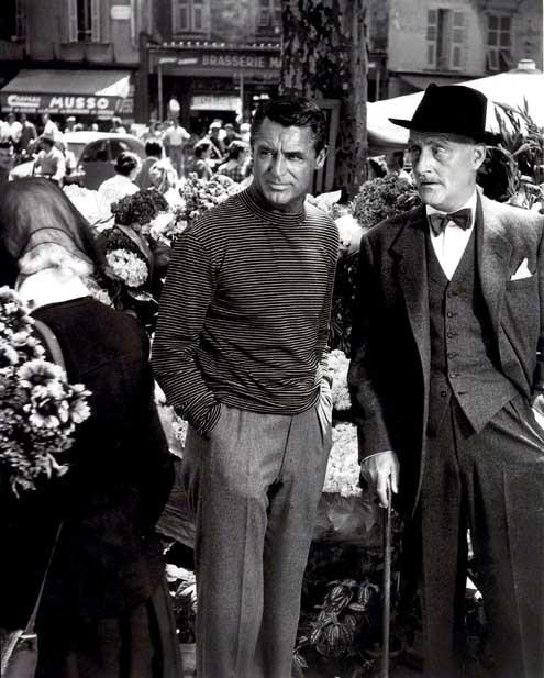 Über den Dächern von Nizza : Bild Cary Grant, John Williams