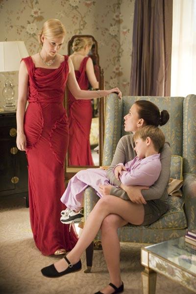 The Nanny Diaries : Bild Laura Linney, Nicholas Reese Art, Robert Pulcini, Scarlett Johansson, Shari Springer Berman