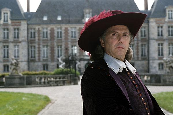 Molière : Bild Fabrice Luchini