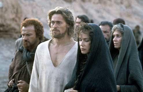 Die letzte Versuchung Christi : Bild Barbara Hershey, Harvey Keitel, Verna Bloom, Willem Dafoe