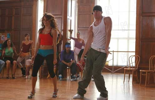 Step Up : Bild Anne Fletcher, Channing Tatum, Jenna Dewan