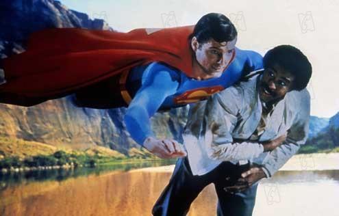 Superman II – Allein gegen alle: Richard Pryor, Christopher Reeve