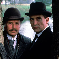 Sherlock Holmes : Kinoposter