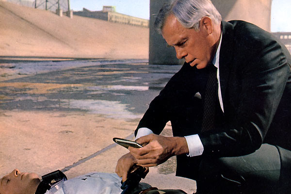 Point Blank : Bild Lee Marvin