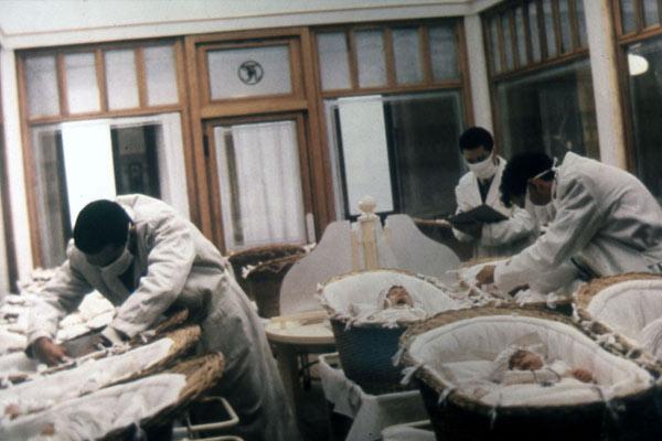 Es war einmal in Amerika: Sergio Leone