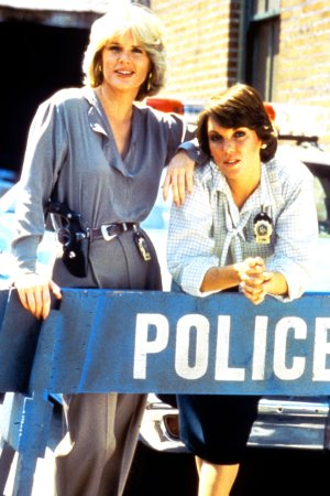 Cagney & Lacey : Bild Sharon Gless, Tyne Daly