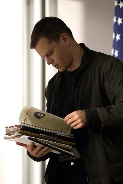Das Bourne Ultimatum: Matt Damon