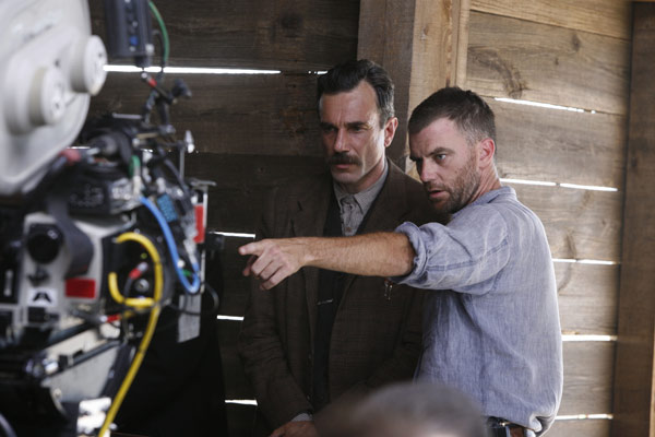 There Will Be Blood: Paul Thomas Anderson, Daniel Day-Lewis