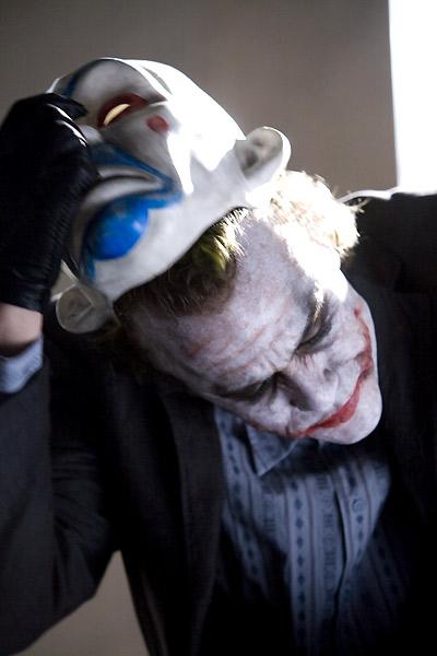 The Dark Knight: Heath Ledger