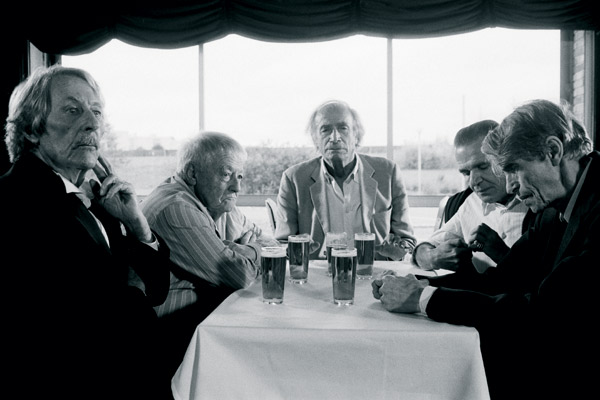 I Always Wanted to Be a Gangster: Jean-Pierre Kalfon, Roger Dumas (II), Laurent Terzieff, Venantino Venantini, Roger Dumas, Jean Rochefort