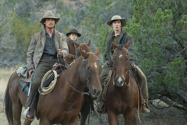 Todeszug nach Yuma: Christian Bale, Logan Lerman