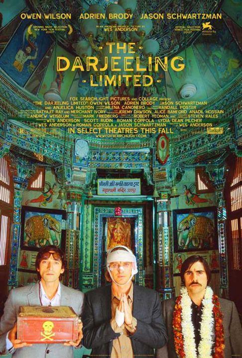 Darjeeling Limited : Kinoposter Jason Schwartzman