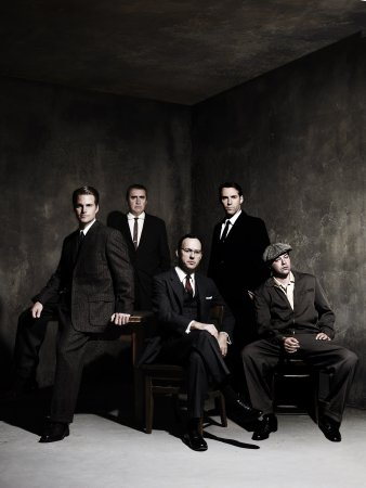 The Company : Bild Alessandro Nivola, Alfred Molina, Chris O'Donnell, Michael Keaton, Rory Cochrane